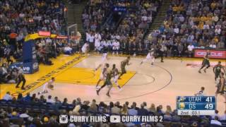 Stephen Curry hits from half-court (Hans Zimmer - Lost but Won)