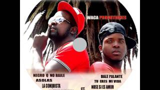 GERSON & LATIN NOVA NEGRRO QUE NO BAILE CANCION ORIGINAL