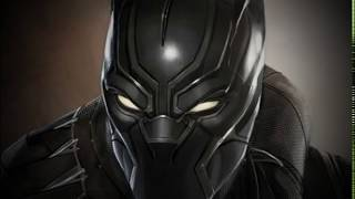 Black Panther movie soundtrack (LYRICS)