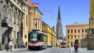 Olomouc, Czech Republic (Česká republika) [HD] (videoturysta)