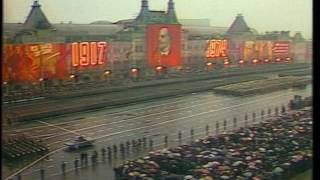 USSR Anthem, Revolution Day 1974 Гимн СССР