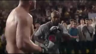 Michael Jai White fight in Never Back Down