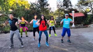 ZUMBA Blad Mc: Pa Que Baile BY HONDURAS DANCE CREW