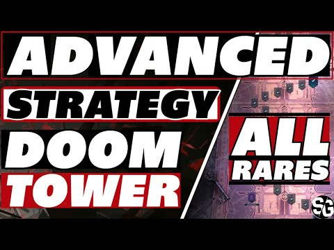 Tower advanced strat & all rare runs Raid Shadow Legends Doom Tower strategy
