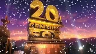 """Merry Christmas - YouTube"" Fan Video Twentieth  Century Fox Christmas intro"