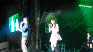 Alin Calinescu - Da-le incolo de probleme live Mix Music Evo 2013 Craiova