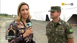 Exército já retirou mais de 3 mil imigrantes das ruas de Boa Vista