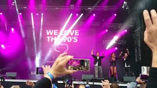 La Cream You LIVE @ WE LOVE THE 90's Helsinki 25.8.2017