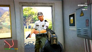 Sly Gameplay - GTA 5 Spec Ops Mike Government Facility Assault/Five Star Escape