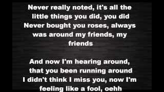 Enrique Iglesias - Heart attack [Lyrics Video] width=