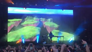 Spitfire (Live Edit) - Porter Robinson @ Shaky Beats