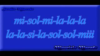 Beijinho no Ombro Valesca Popozuda- Flauta Doce com notas