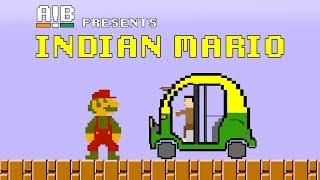 AIB : Indian Mario width=