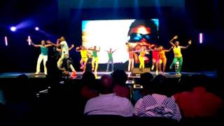 Cabo Snoop performing at Channel O Awards