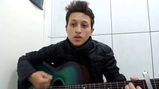 Sangrando Sem Corte - Cristiano Araújo (cover) Michele Ballotin