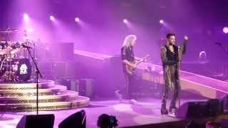 Queen + Adam Lambert - I Want To Break Free (Live) Hamburg/Germany