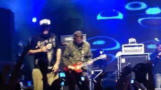 Céu Azul - Charlie Brown Jr. Curitiba Master Hall - 23/9/11