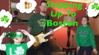 Dropkick Murphys Shipping up to Boston Guitar cover by Mike Feeney