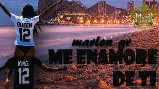 Me Enamore de ti -Marlon gr (vídeo liryc oficial)
