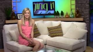 Suneel's Celebrity Gala 2014 - Lauren Hall Intro