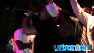 """King Samson - """"Party X Bullshit Reloaded"""" Mixtape Relese Party"""
