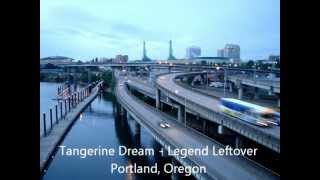 Legend Leftover - Tangerine Dream