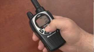 Radio 101 - How To Set Silent Operation on a Midland GXT1000