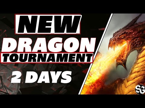 New tournament GET READY restricted to only four factions Raid Shadow Legends new Dragon Tournament