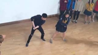 Fancam 150404 EXO Overdose dance @ Guerrilla Date
