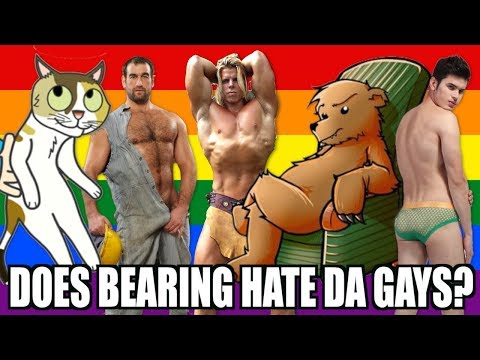 Does Bearing Hate The Freaking Gays?