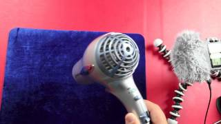 Relaxing Hair Dryer Sound.. White Noise