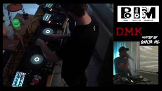 [DnB Promo Mix] D.M.K & Ganja MC 2017