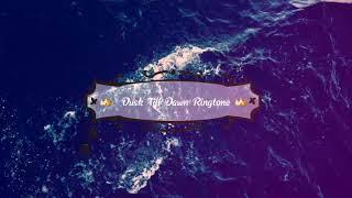 ZAYN Dusk Till Dawn Ringtone 🔔