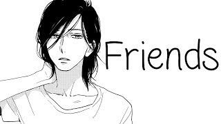 Nightcore - Friends [male]