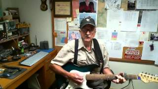Blow My Sorrows Away {Virginia McJunkin} cover Jack Adams