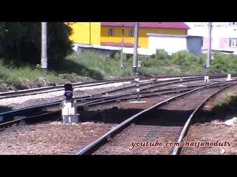 Railway In Ukraine-Russia