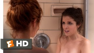Pitch Perfect (2/10) Movie CLIP - Singing in the Shower (2012) HD