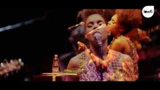 Andreya Triana | Far Closer live @ Teatro Abeliano | 27Sept2013