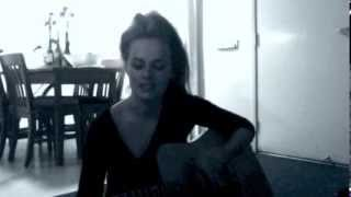 """Holding Out For A Hero"" by Bonnie Tyler Acoustic Cover"