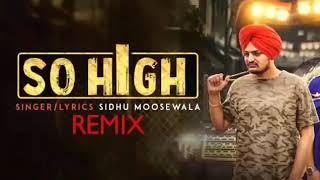 So high ( DjHans Remix )