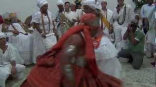 Xiré de Oxossi 2012 Video 8