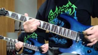 Bloodbath - Soul Evisceration (guitar cover)