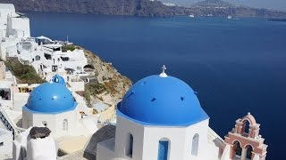 Santorini – Greece 2015 [HD] Breathtaking views of Santorini!
