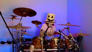 Marshmello - CHECK THIS OUT - Drum cover