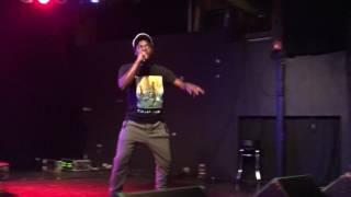 Isaiah Rashad - Park (Live in Carrboro, NC)