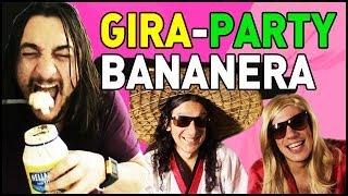 EL BANANERO - GIRA CON THE PARTY BAND