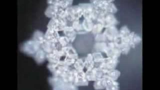 Efeito de Energias Negativas e Positivas em cristais d'água