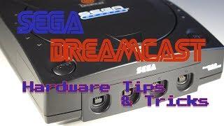 Ultimate Sega Dreamcast Hacks and Mods for 2019!!!