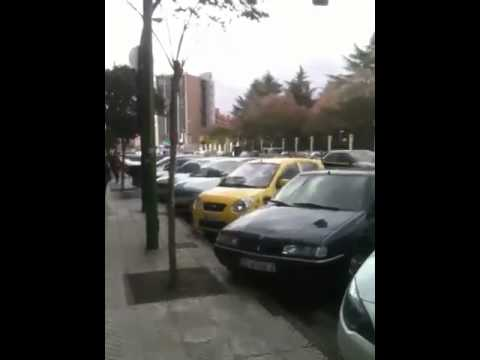 Walking Into Burgos