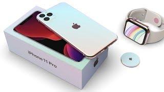 iPhone 11 Pro, 2020 iPhone SE 2 & Apple Watch 5 Leaks!
